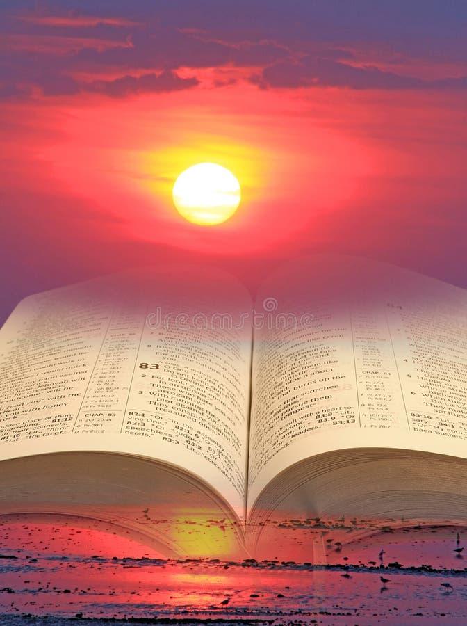 Gudomligt andligt ljus för mänskligheten royaltyfria bilder