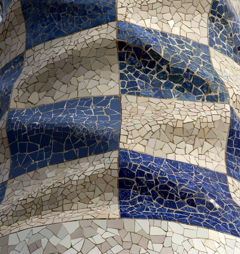 guellparc spain för 11 barcelona arkivbilder
