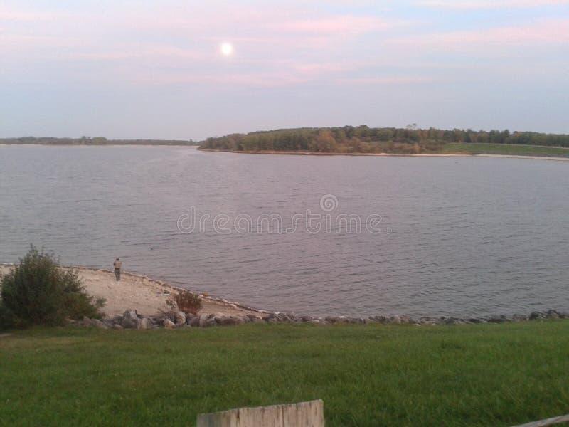 Guelph湖 库存图片