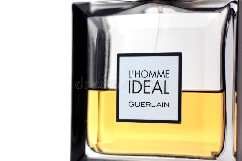 """Guerlain L """"idéal de Homme photos libres de droits"""