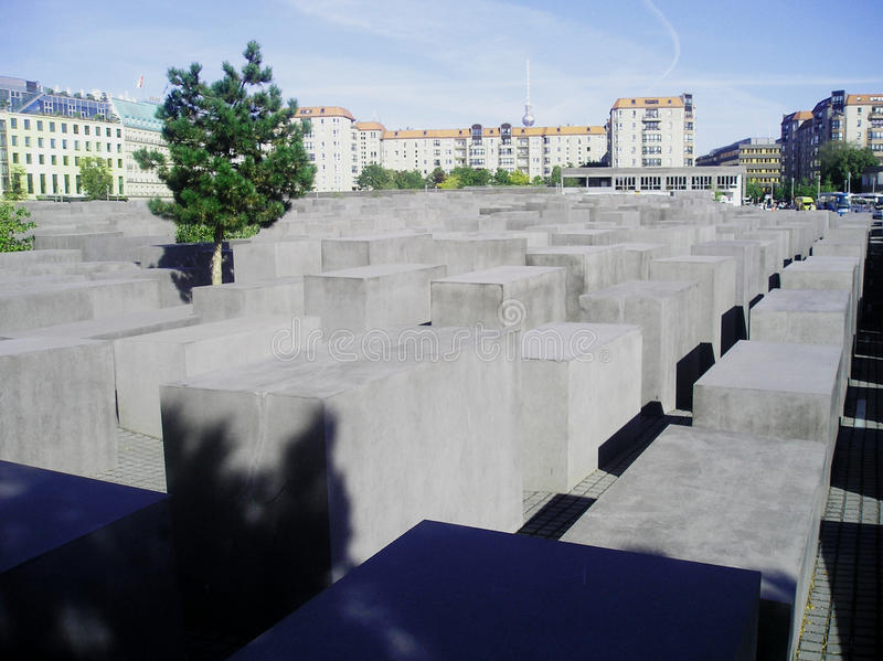 Guerra Memmorial Berlín fotografía de archivo