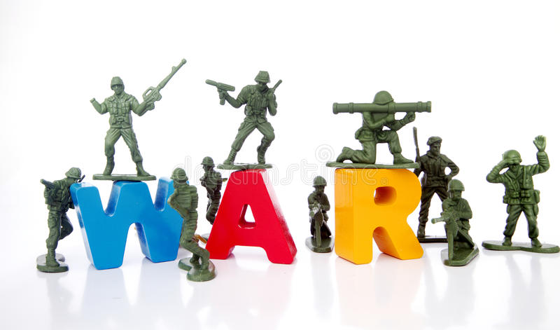 guerras imagens de stock royalty free
