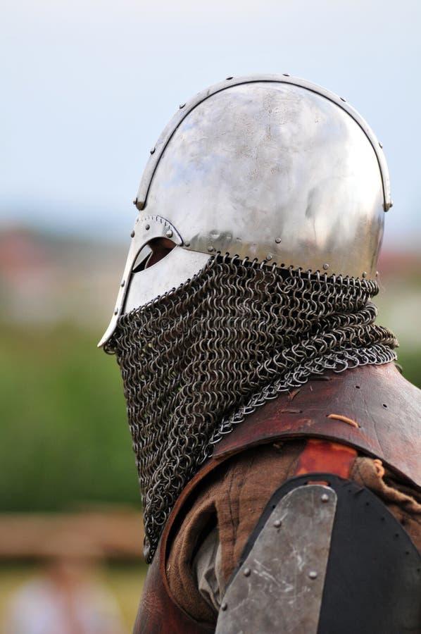 Guerrero de Vikingo fotografía de archivo libre de regalías