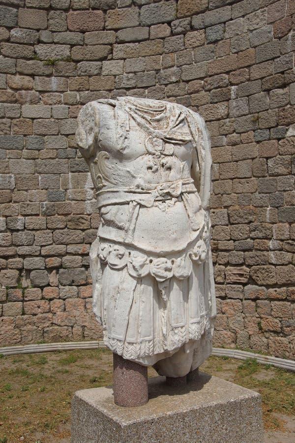 Guerrier romain image stock