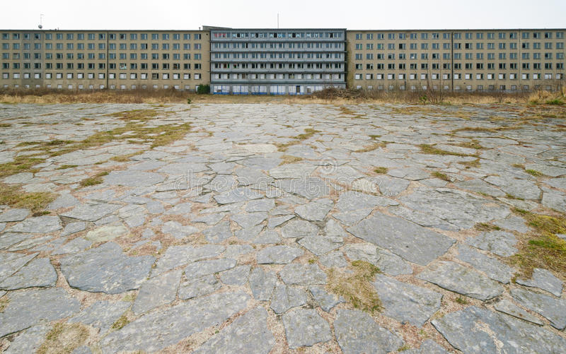 Download Guest House In KdF Seaside Resort Prora Stock Image - Image of prora, grass: 24743257
