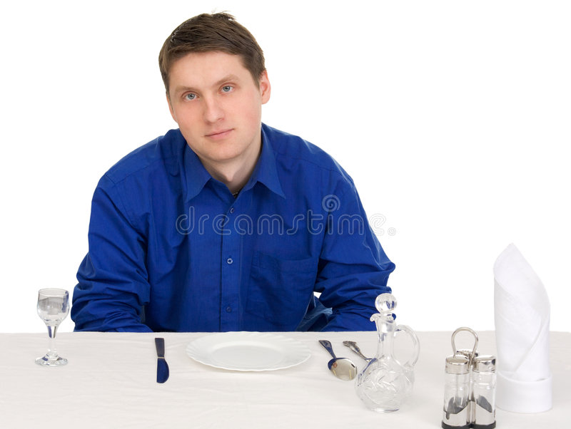 Download Guest of restaurant stock photo. Image of guest, person - 7236352