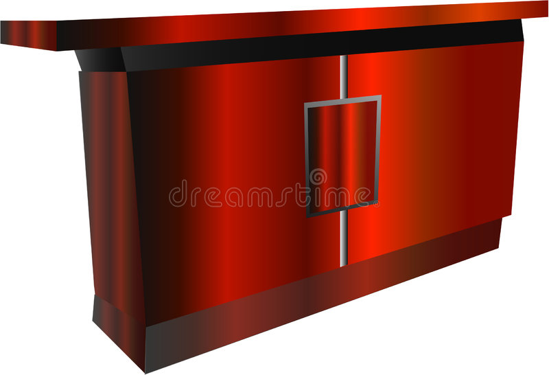 Download Guest Table stock illustration. Image of object, table - 7280683