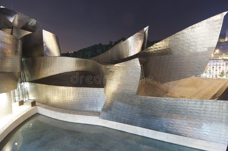 Download Guggenheim editorial stock photo. Image of lines, bilbao - 20849053
