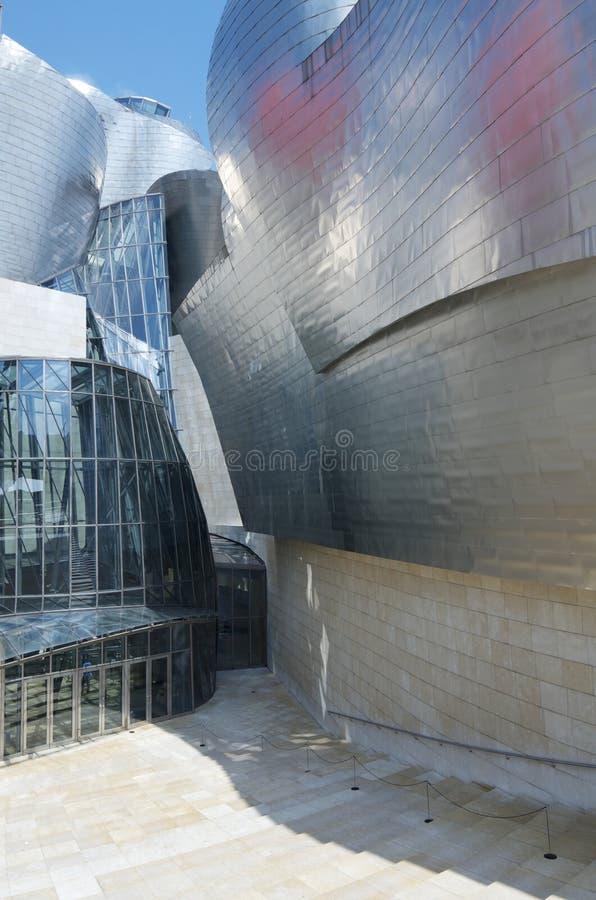 Guggenheim fotografía de archivo libre de regalías