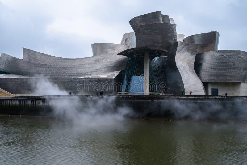 Guggenheim Bilbao stock afbeeldingen