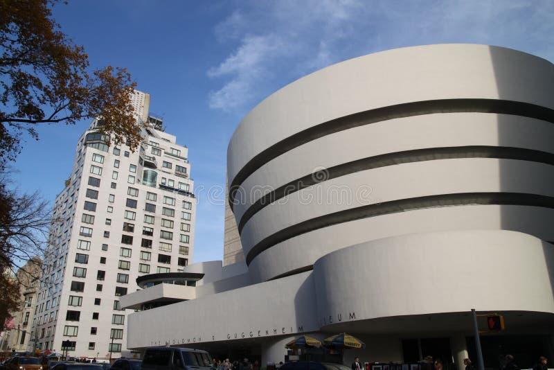 Guggenheim Galerie lizenzfreies stockbild