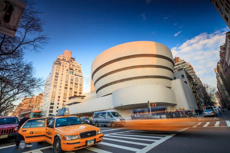 Guggenheim-Museum lizenzfreie stockfotos