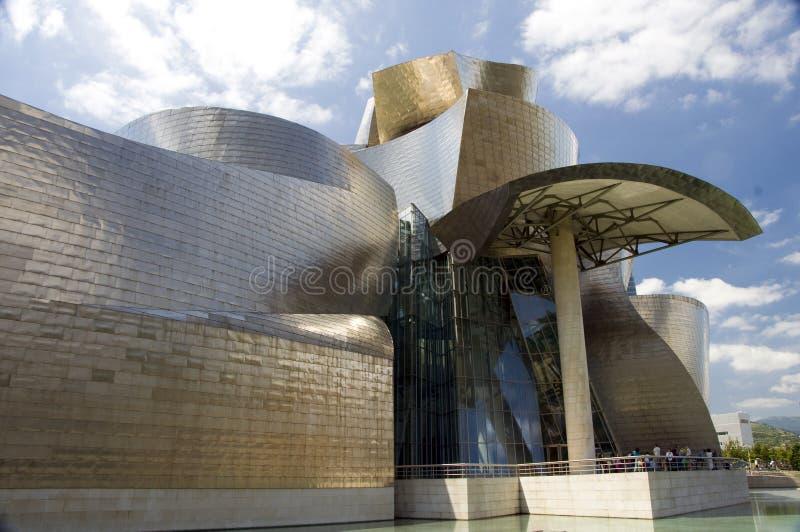 Guggenheim Museum, Bilbao Editorial Stock Image