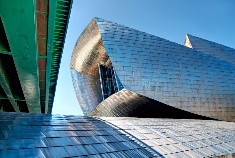Download Guggenheim Museum Bilbao, Spain Editorial Image - Image: 22435105