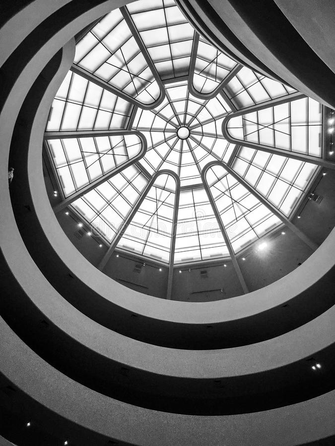 Guggenheim New York City image libre de droits