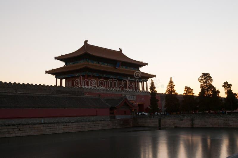Gugong imagen de archivo libre de regalías