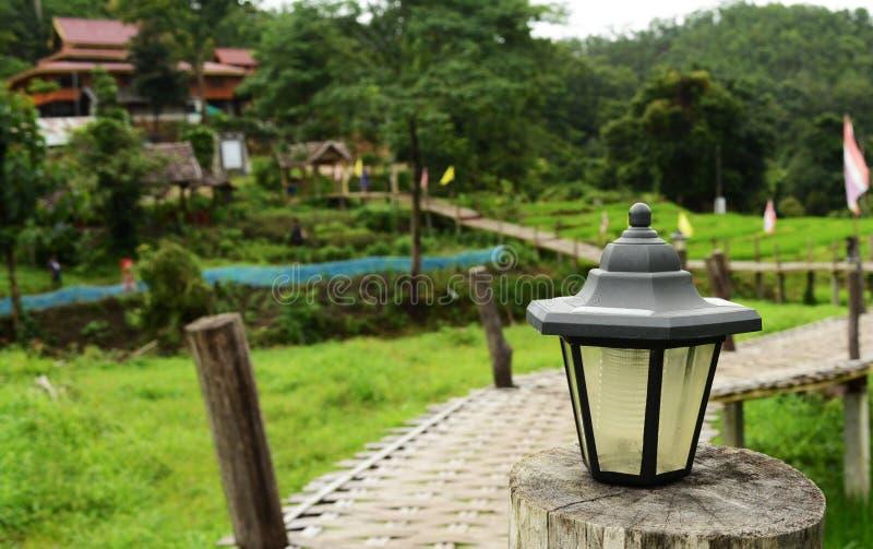 Guia da lanterna fotografia de stock
