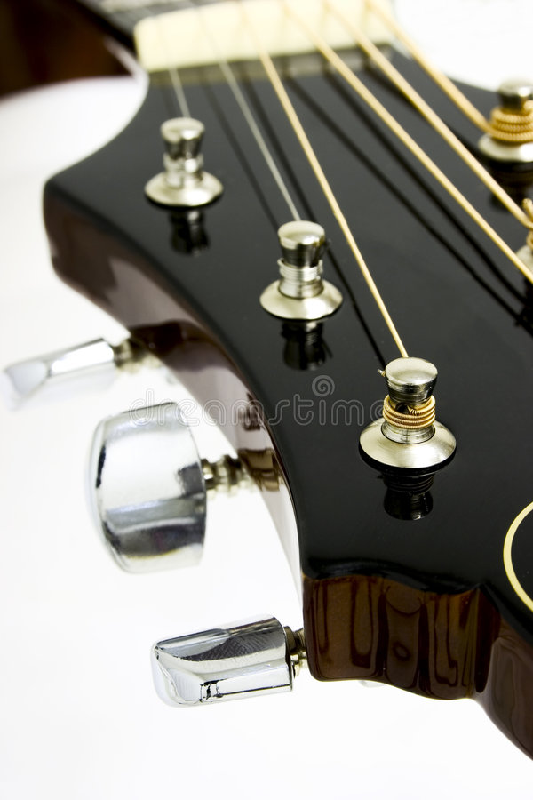 Download Guiar Headstock - Music Instrument Stock Image - Image: 29293