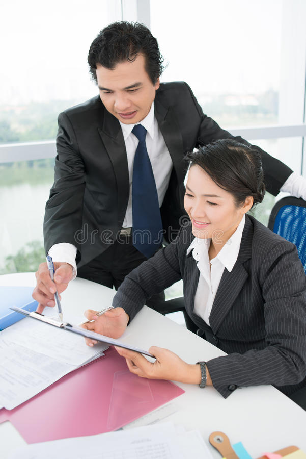 Guidance Stock Photography