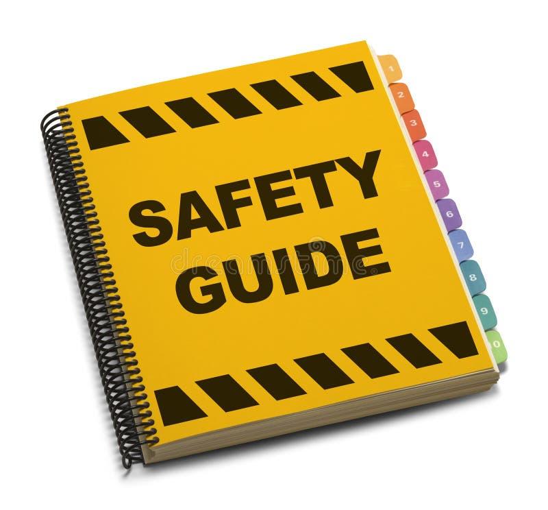 Guide de sécurité photographie stock