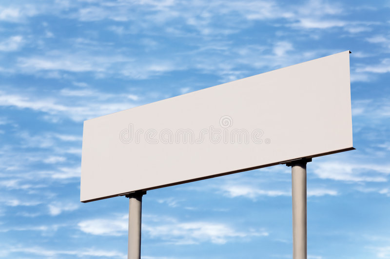 Download Guide Post White Road Sign Sky Pole Signpost Stock Image - Image: 6067985