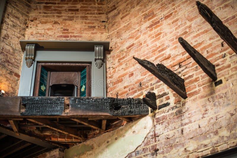 Guildford-Hotel öffnet sich wieder lizenzfreie stockbilder