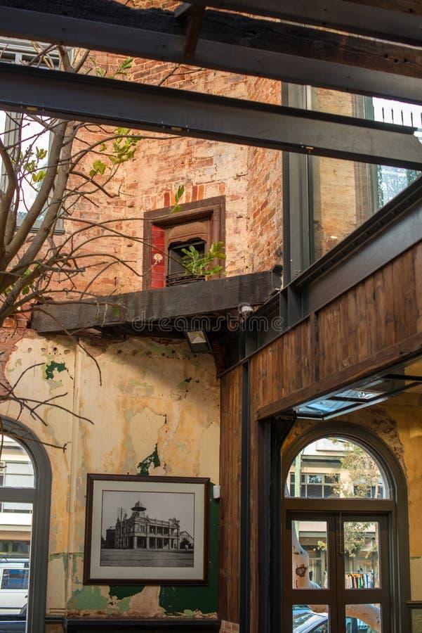 Guildford-Hotel öffnet sich wieder lizenzfreie stockfotografie