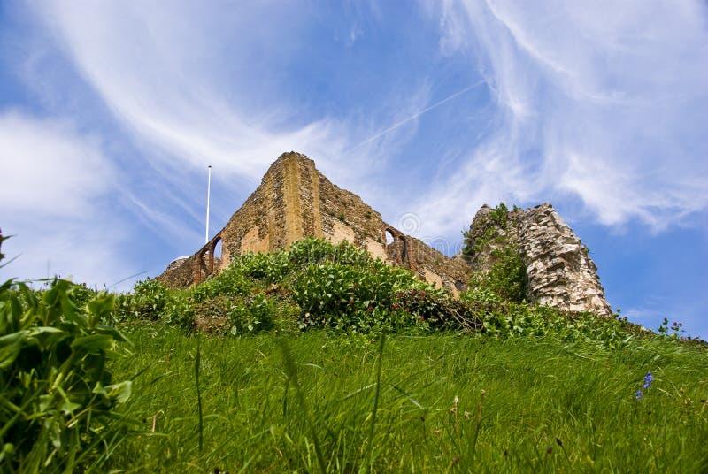 Guildford Schloss lizenzfreie stockfotos