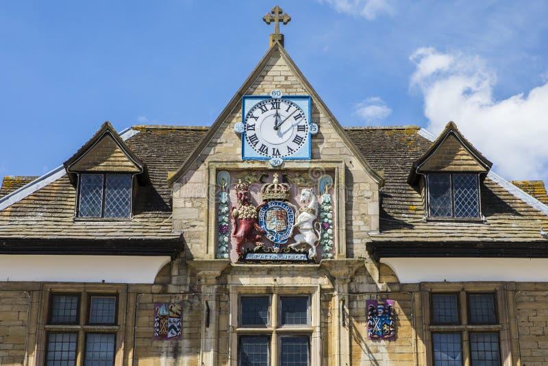 Guildhall σε Peterborough στοκ φωτογραφία με δικαίωμα ελεύθερης χρήσης