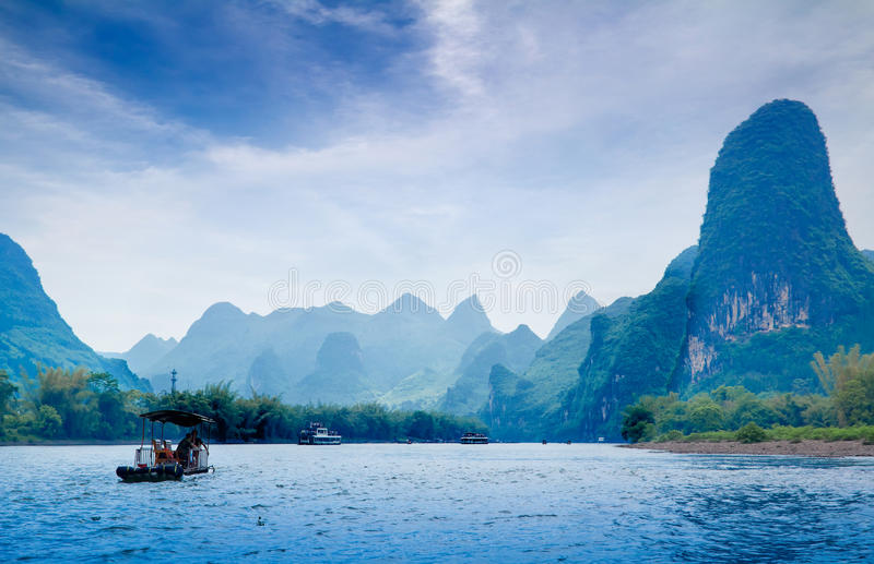 Guilin obraz royalty free