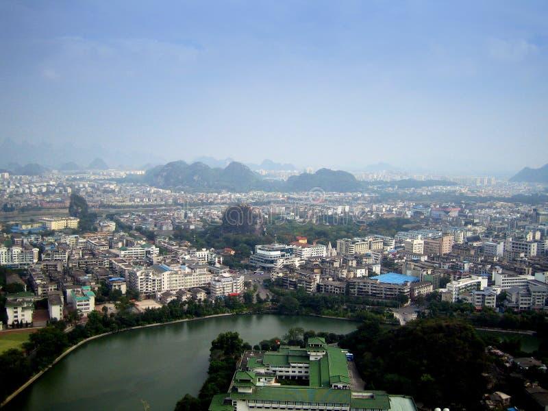 Guilin - Hong Kong stockbild