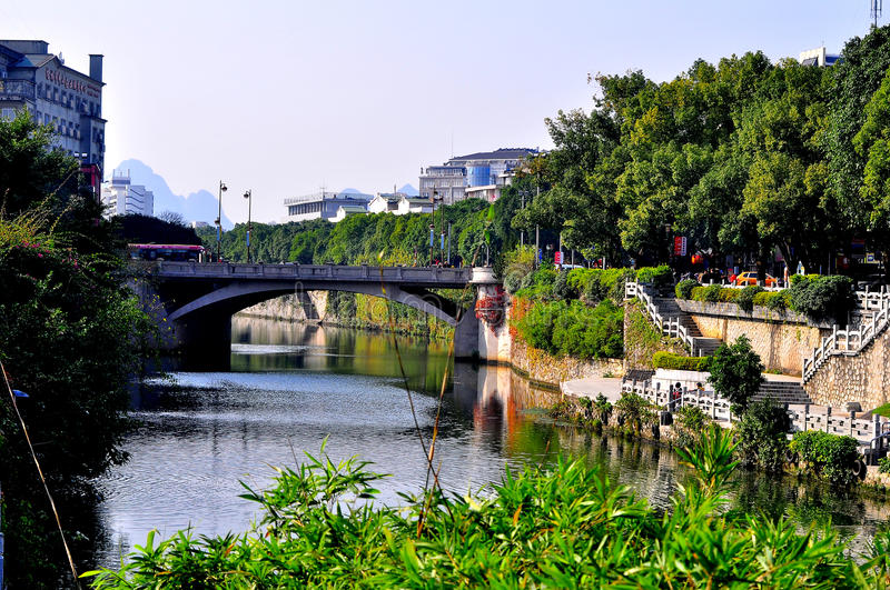 Download Guilin Landscape 013 editorial photography. Image of enjoyed - 90120922