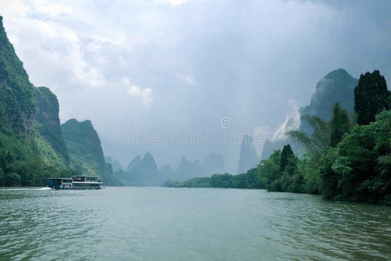 Guilin scenery,China stock images