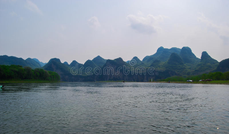 Guilin Scenery royalty free stock image