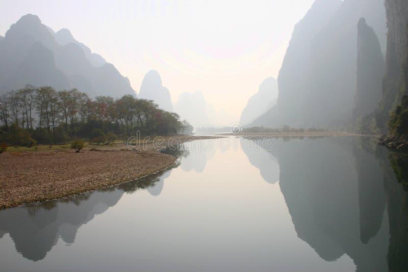 guillan река стоковая фотография