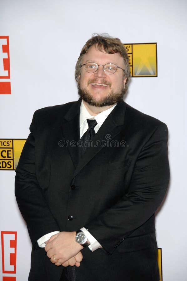 Guillermo Del Toro fotografía de archivo