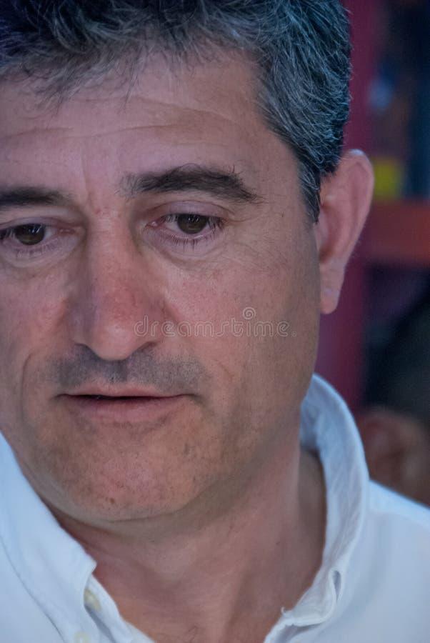 Guillermo Fesser imagen de archivo libre de regalías