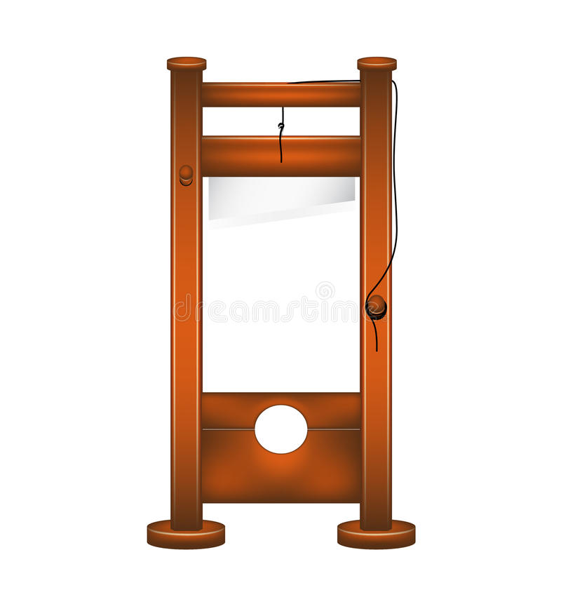 Free Guillotine Royalty Free Stock Photos - 25927318