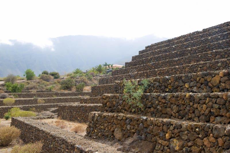 Download Guimar Pyramids 3 Stock Images - Image: 26002454