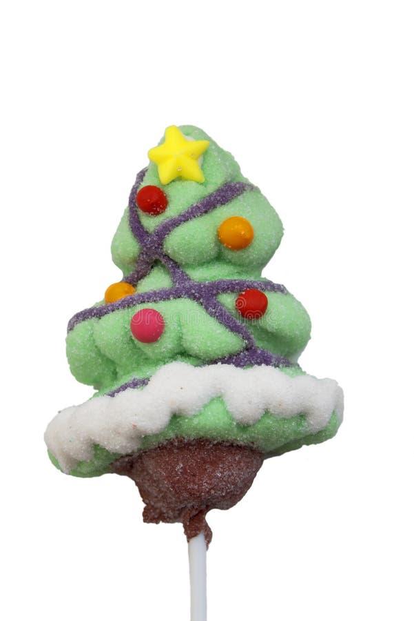 guimauve de Noël photos stock