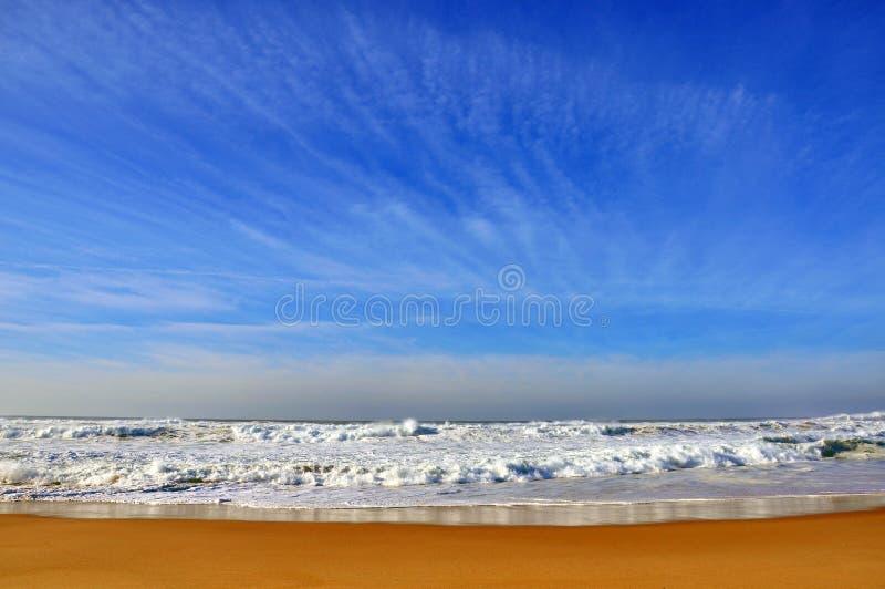 Guincho plaża zdjęcia royalty free