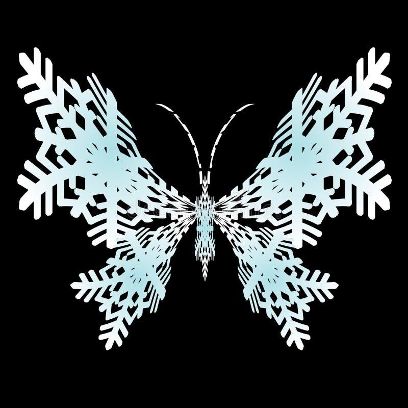 Guindineau de neige. illustration libre de droits
