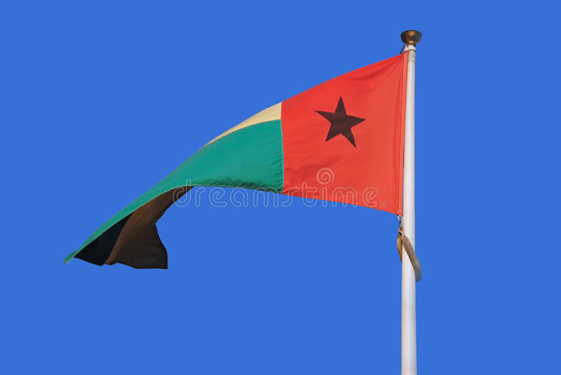 Download Guinea-bissau stock image. Image of star, flapping, nation - 18918071
