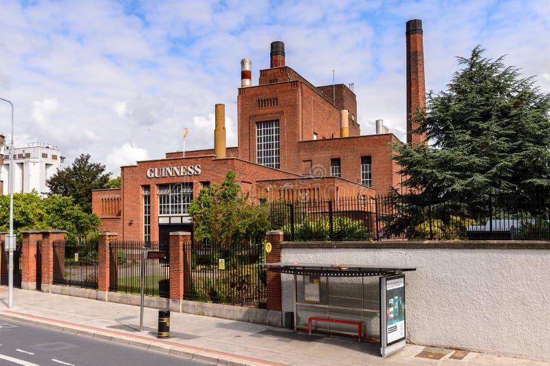 Guiness-Brouwerij royalty-vrije stock afbeelding