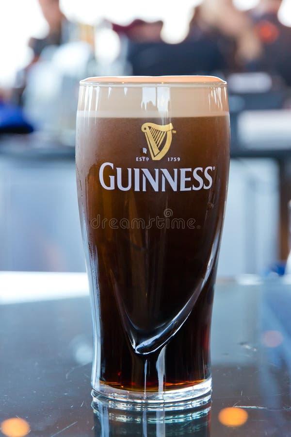 Guiness Dublin royalty-vrije stock foto