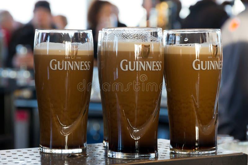 Guinness royaltyfri fotografi