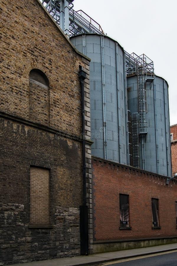 Guinness-Brauerei Dublin Ireland stockbild