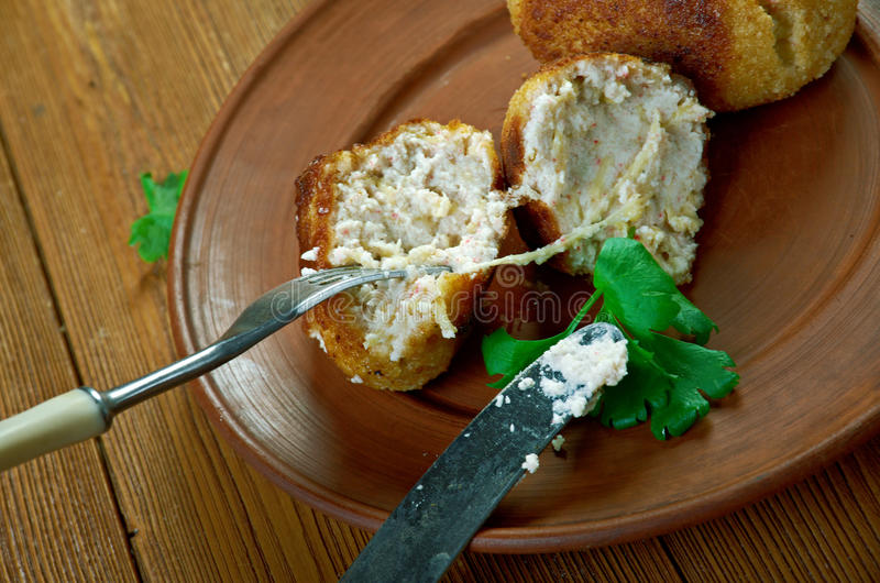 Guinness Cod Filets royalty free stock photos