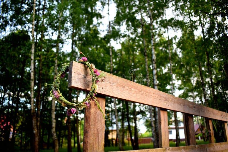 Guirlande photographie stock libre de droits