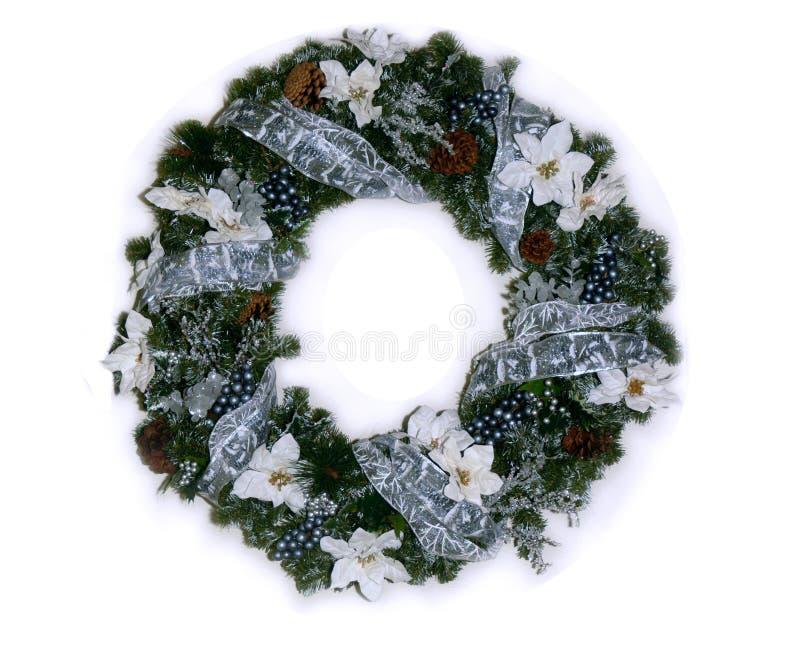 Guirlande de Noël photos stock